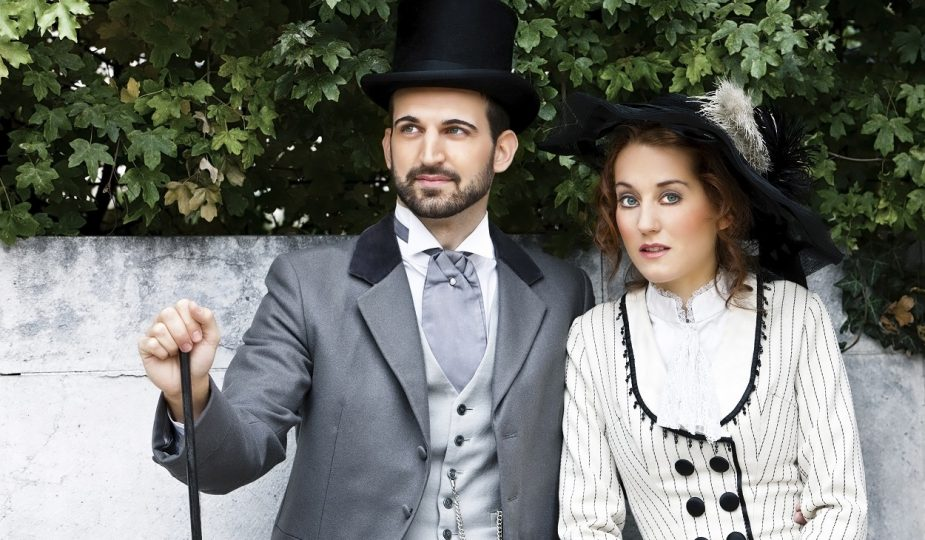 Fashion Styles in 19th Centuries