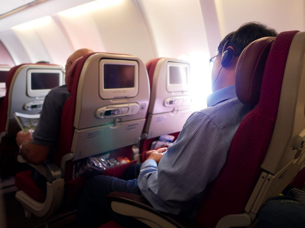 How to Survive a Long-Haul Flight